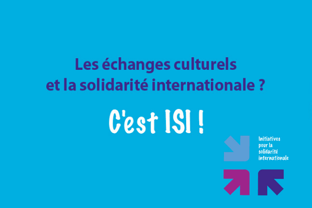Initiative pour la solidarité internationale (ISI) : le 2d appel à initiatives est lancé !
